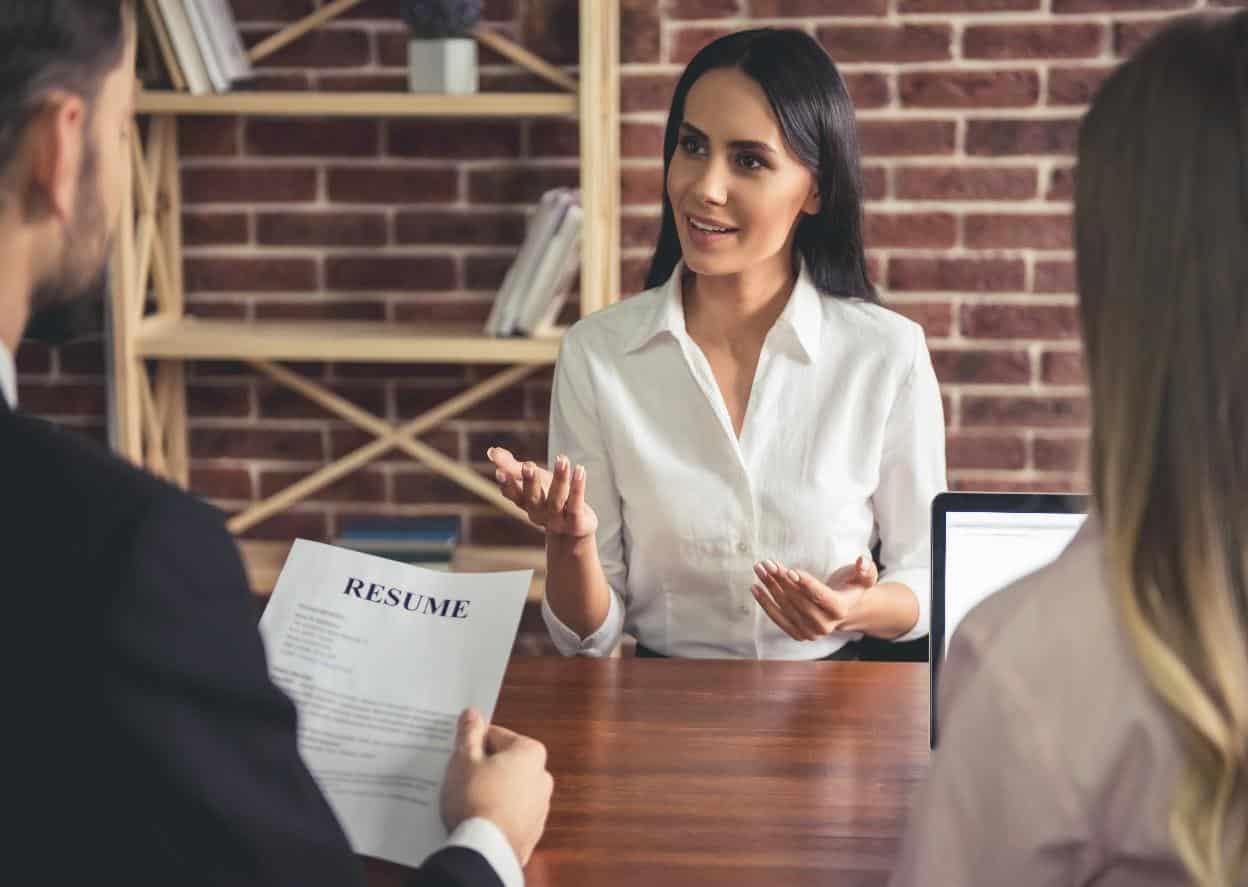 hiring the wrong person