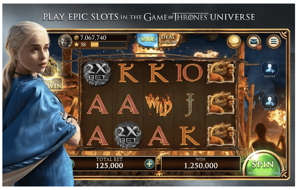 game of throne slots